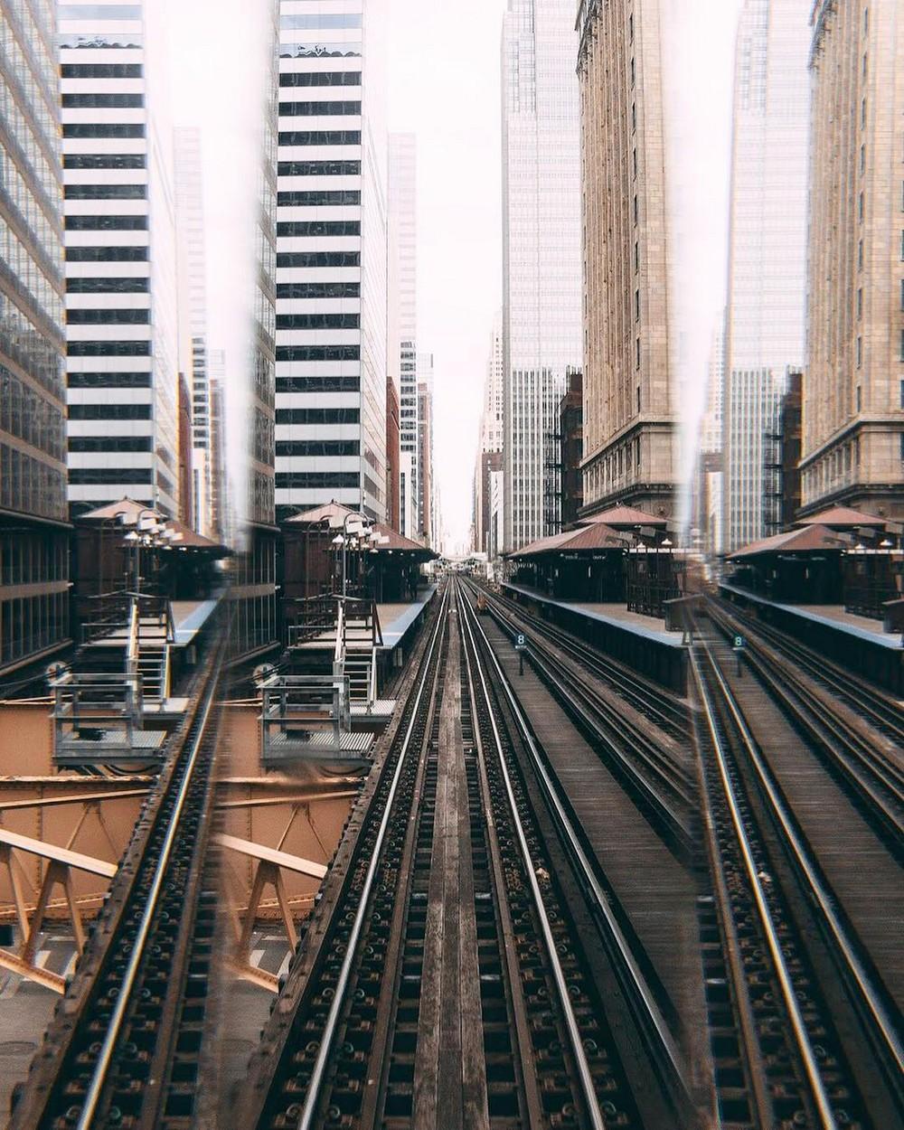 Архитектура и городские фотографии от Майкла Солсбери