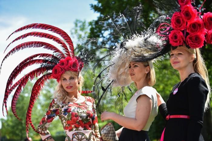 Как проходят элитные скачки Royal Ascot