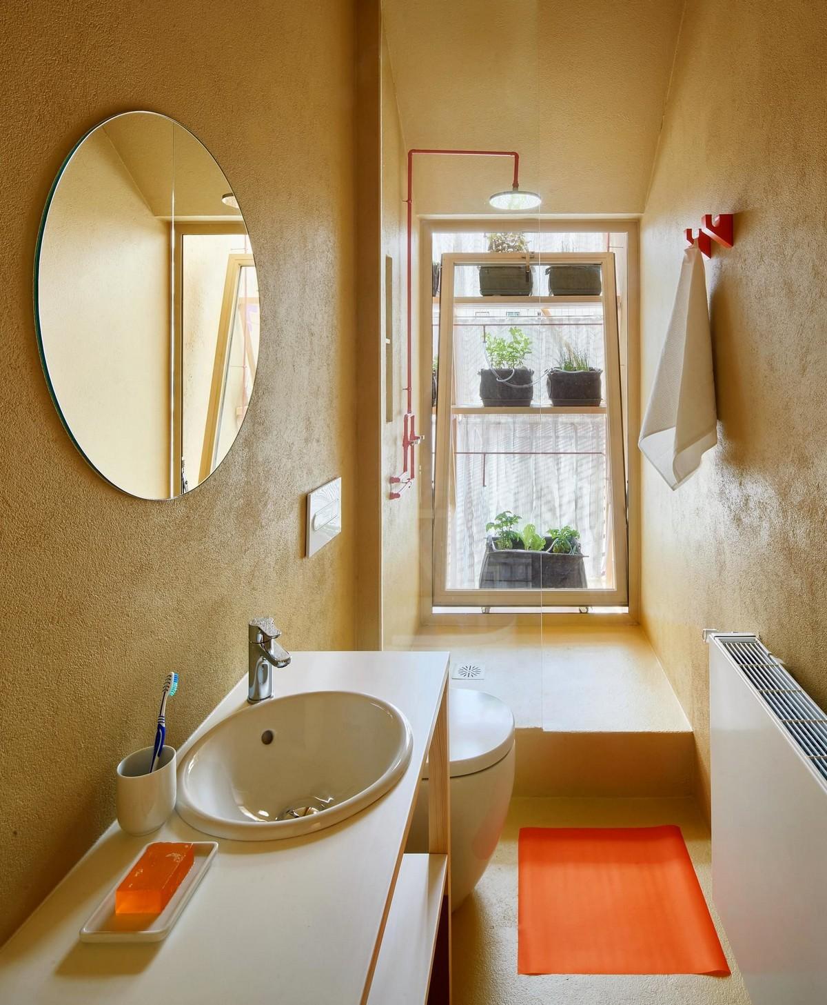 Квартира с огородом в Мадриде