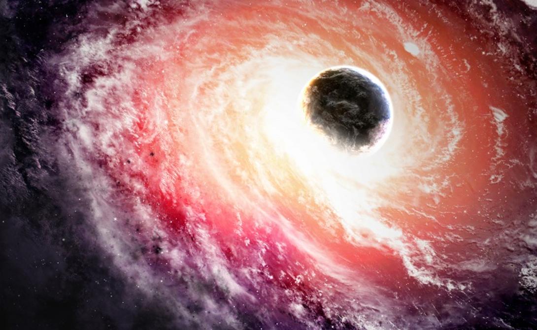 Необъяснимые свойства чёрных дыр