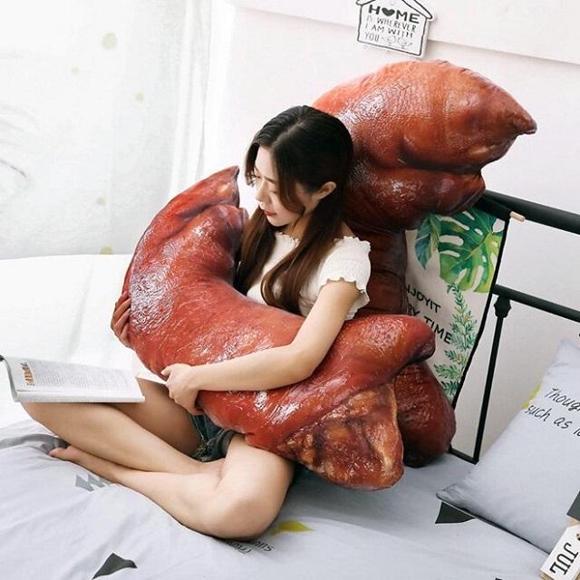 Очередная подушка из Японии