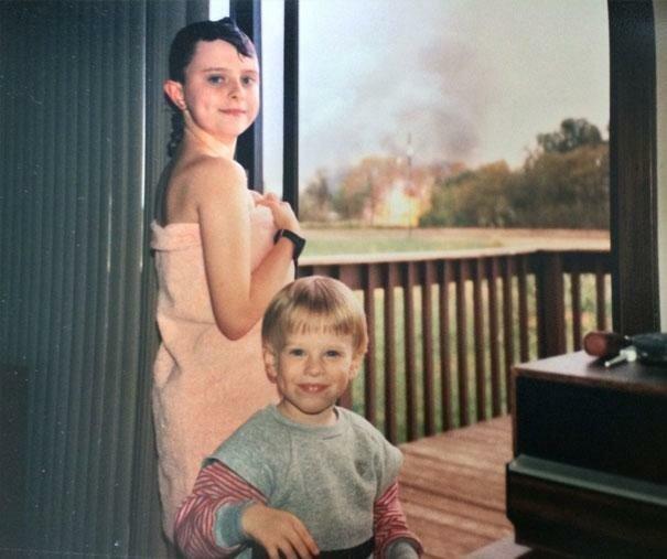 25 неловких снимков из семейных альбомов