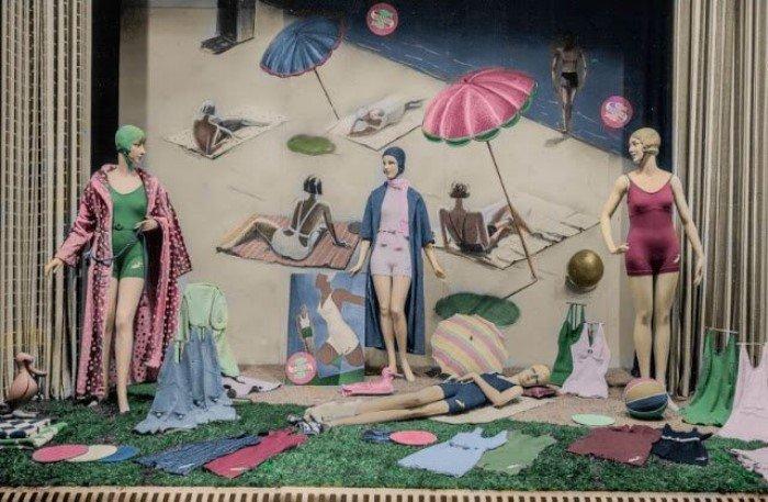 Finnország a 20. század elején színes képekkel