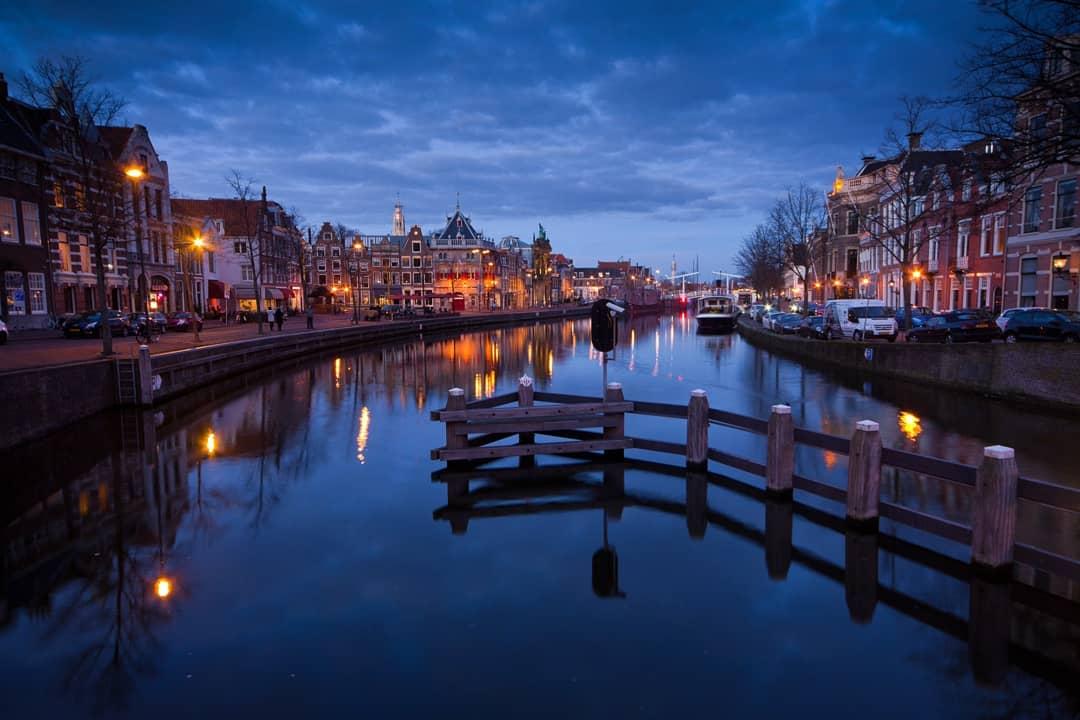 Нидерланды на снимках Лукаша Радоса