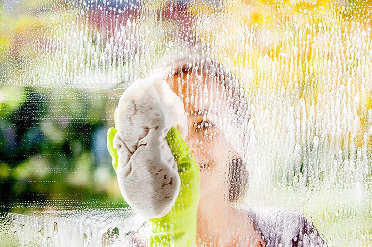 Как эффективно помыть окна в домашних условиях