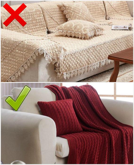 Главные ошибки в попытках сделать свой дом уютнее