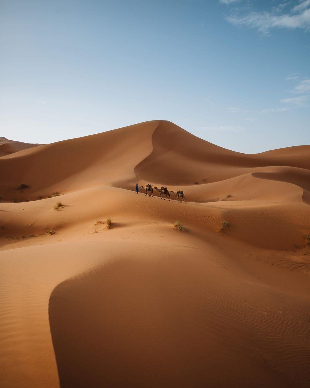 Пейзажи и путешествия на снимках Коди Дрю Дункана
