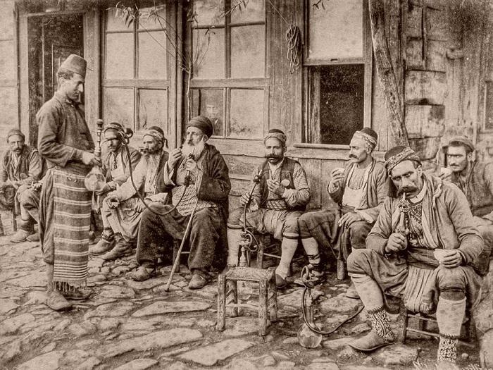 Языковая политика в могучих империях XIX века
