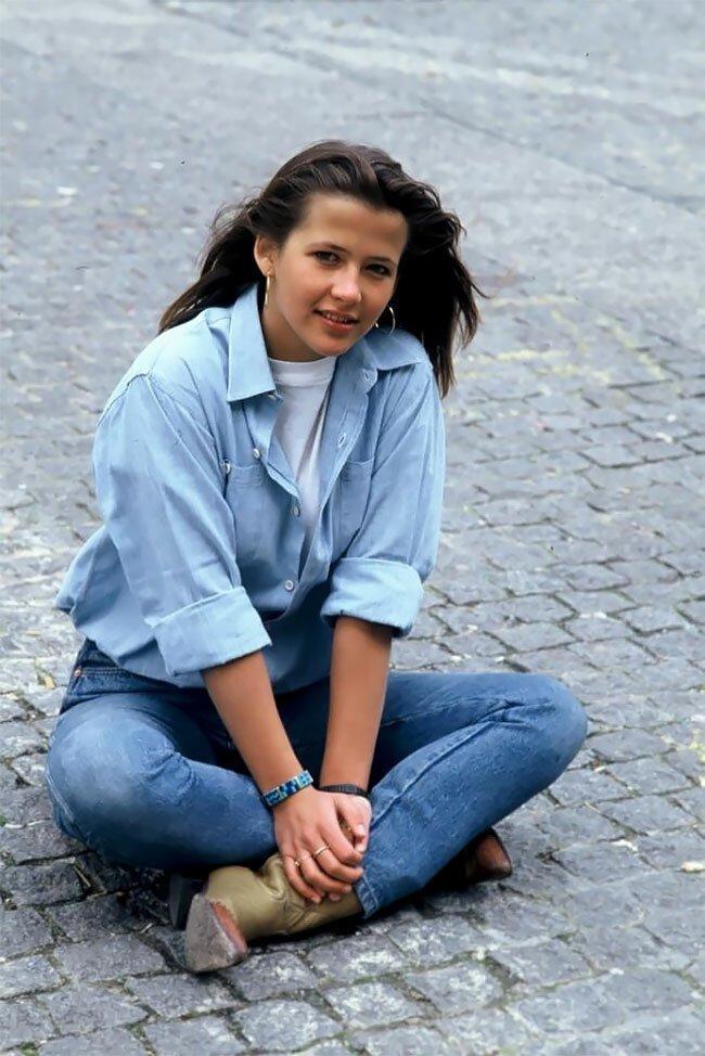 45 снимков молодой Софи Марсо