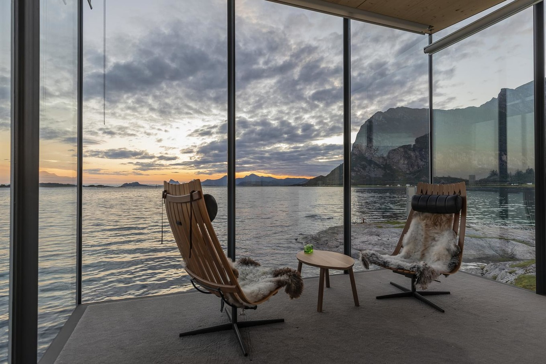 Эко-отель Manshausen 2.0 в Норвегии
