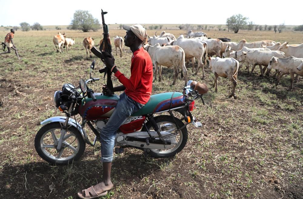 Повседневная жизнь в Кении