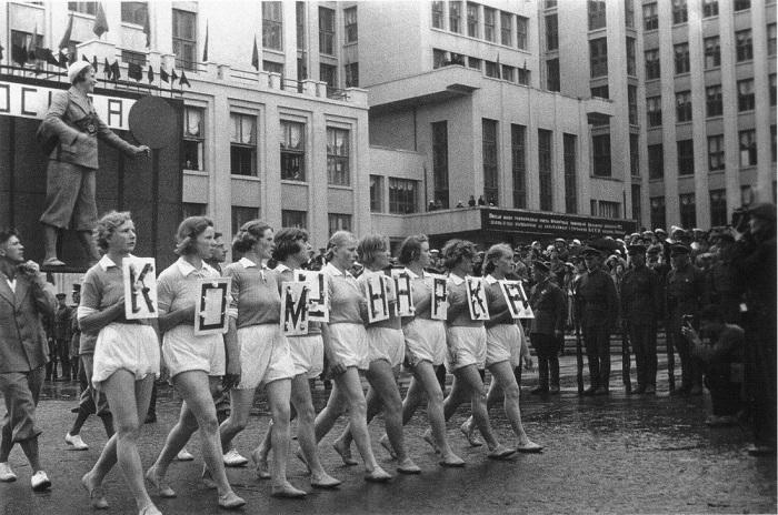 О нижнем белье в Советском Союзе