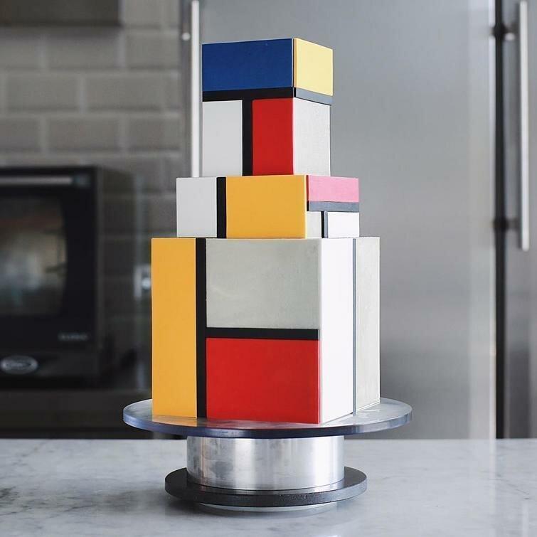 25 реалистичных тортов невиданной красоты
