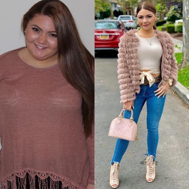 Актриса из Англии похудела на 50 килограмм