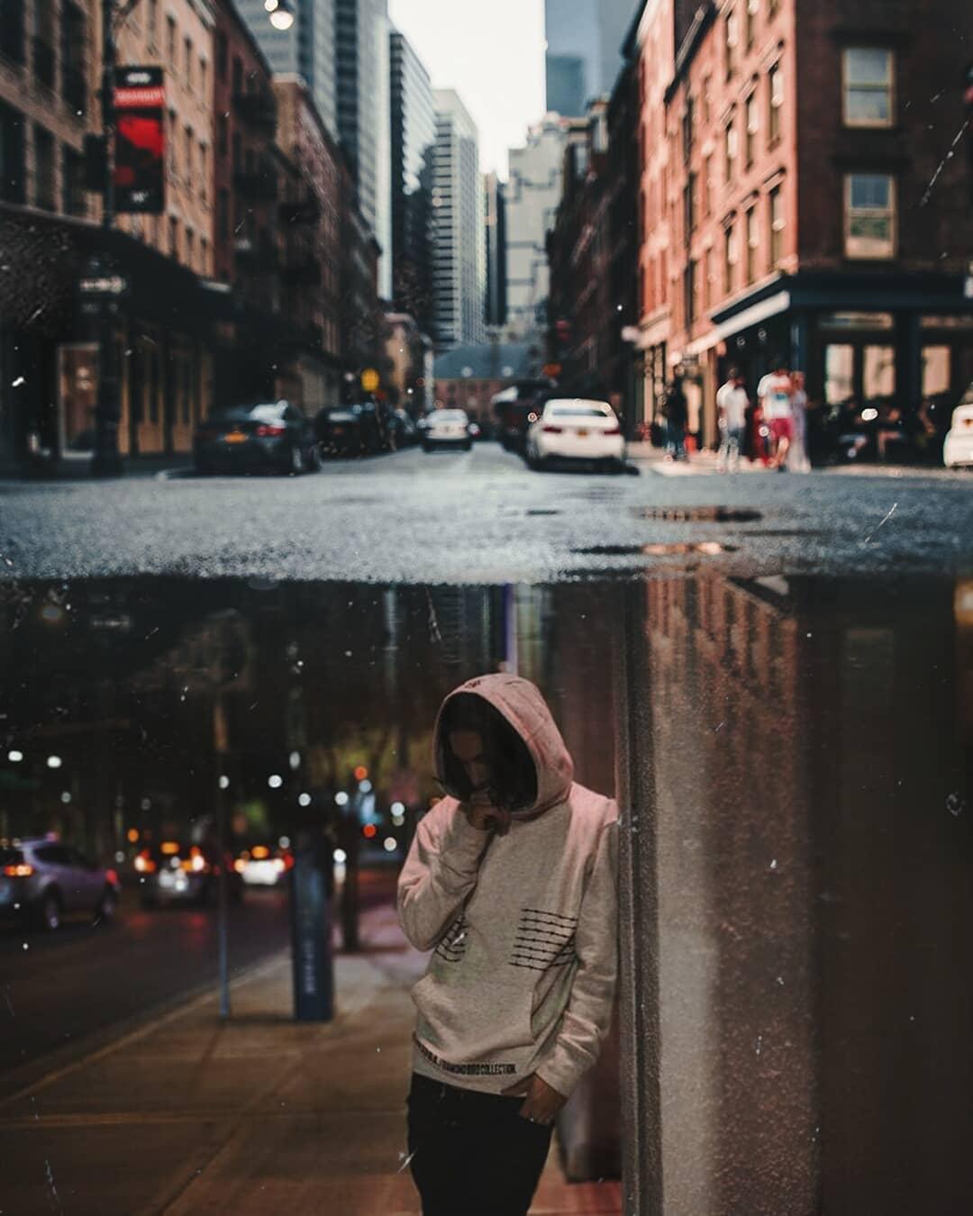 Цифровые фотоманипуляции от Мануэля Беррио