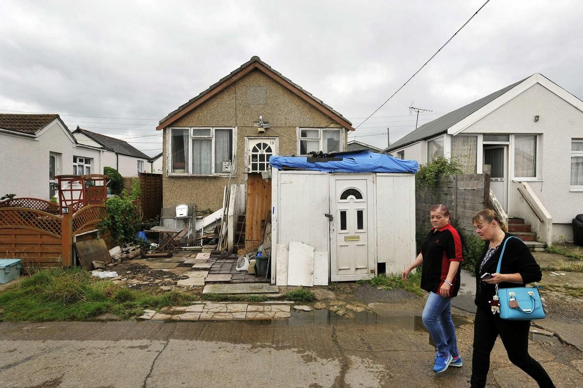 Джейвик – обездоленный город Великобритании