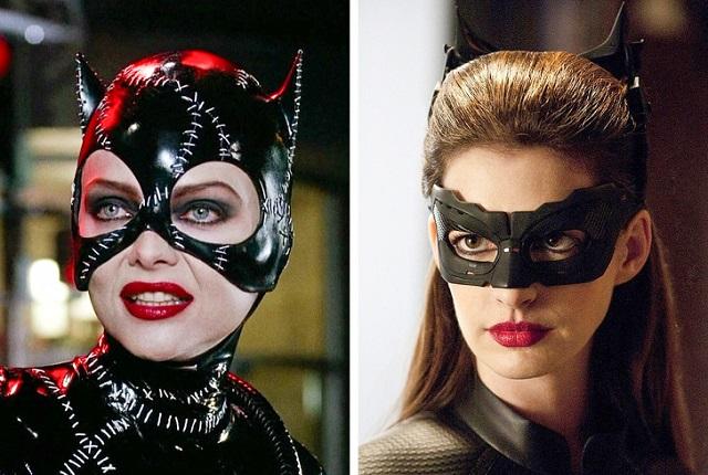 Героини знаменитых фильмов в исполнении новых актрис