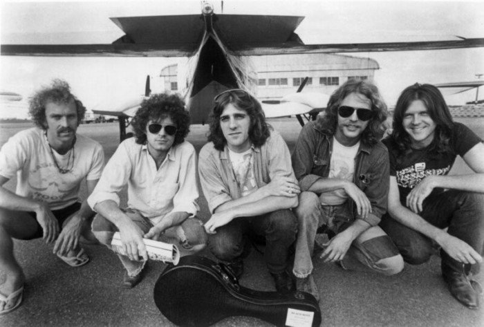 Участники 15 легендарных рок-групп в самом начале карьеры