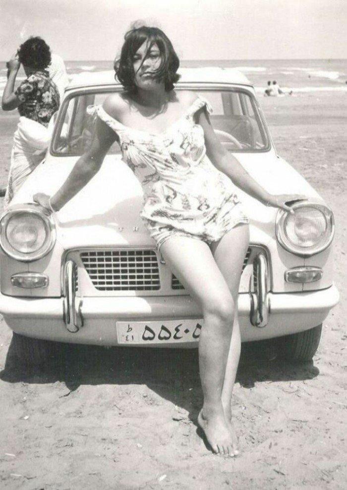 Чёрно-белые исторические фотографии из прошлого