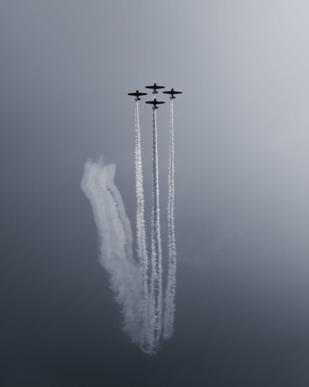 Минималистические аэрофотоснимки от Симеона Пратта