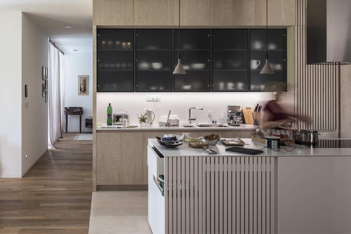 Модернистский дом для пожилой пары в Братиславе