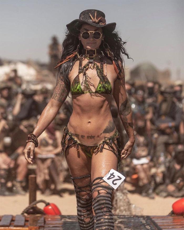 Постапокалиптический фестиваль Wasteland Weekend в США
