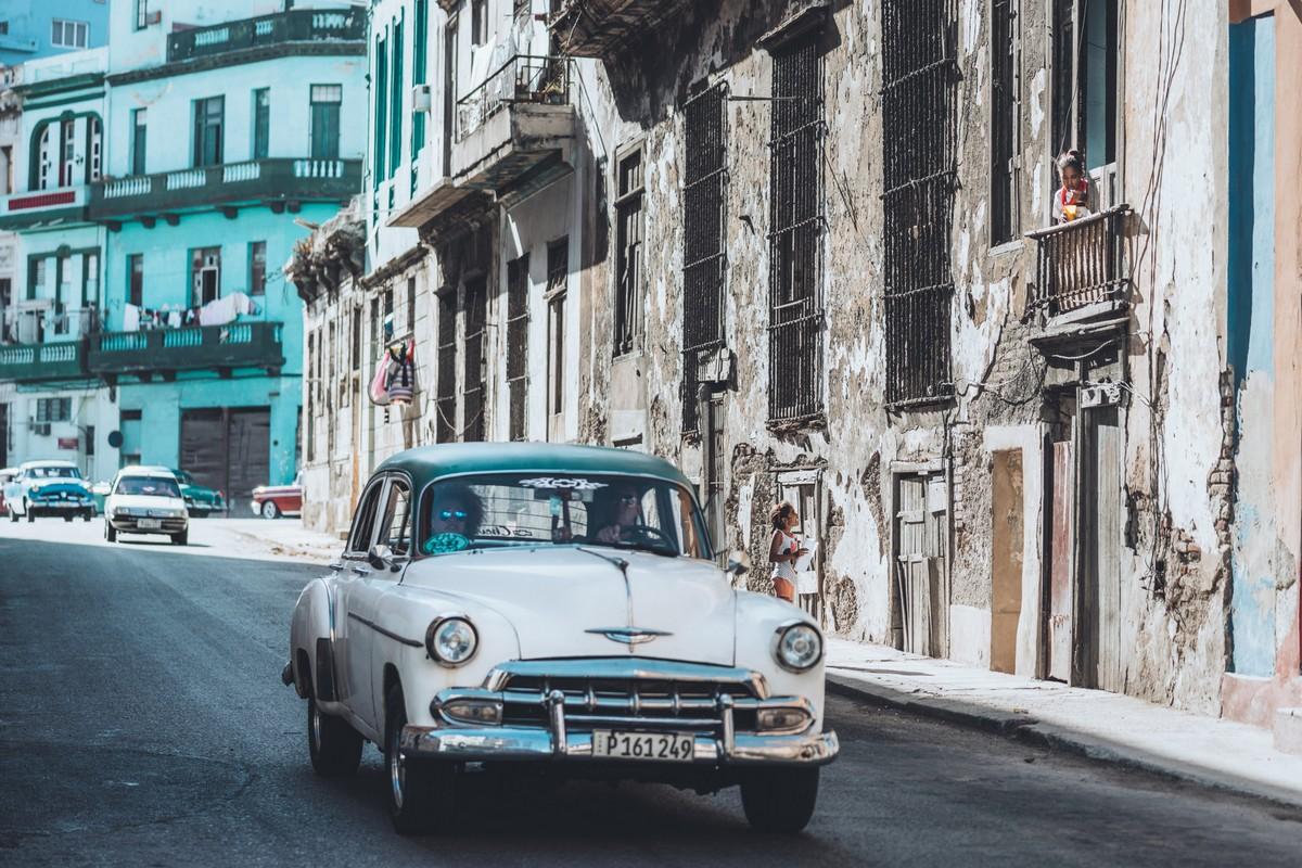 Жизнь Кубы на снимках Паолы Франки