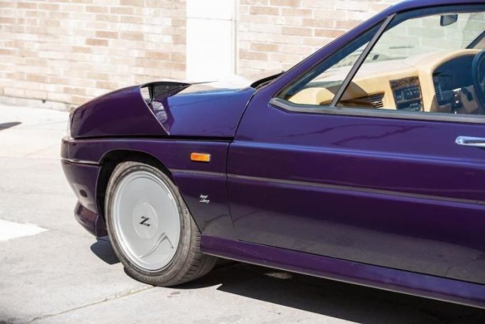 Autech Zagato Stelvio 1989-1991 с уникальным дизайном