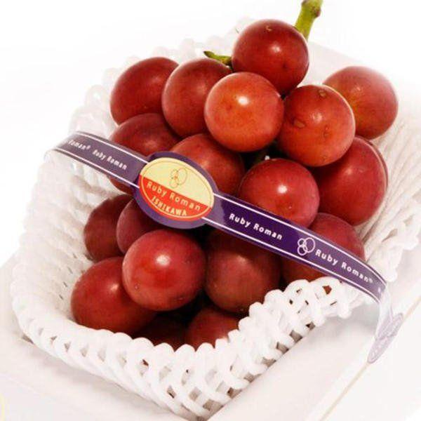Самый дорогой виноград в мире по $11 000 за гроздь