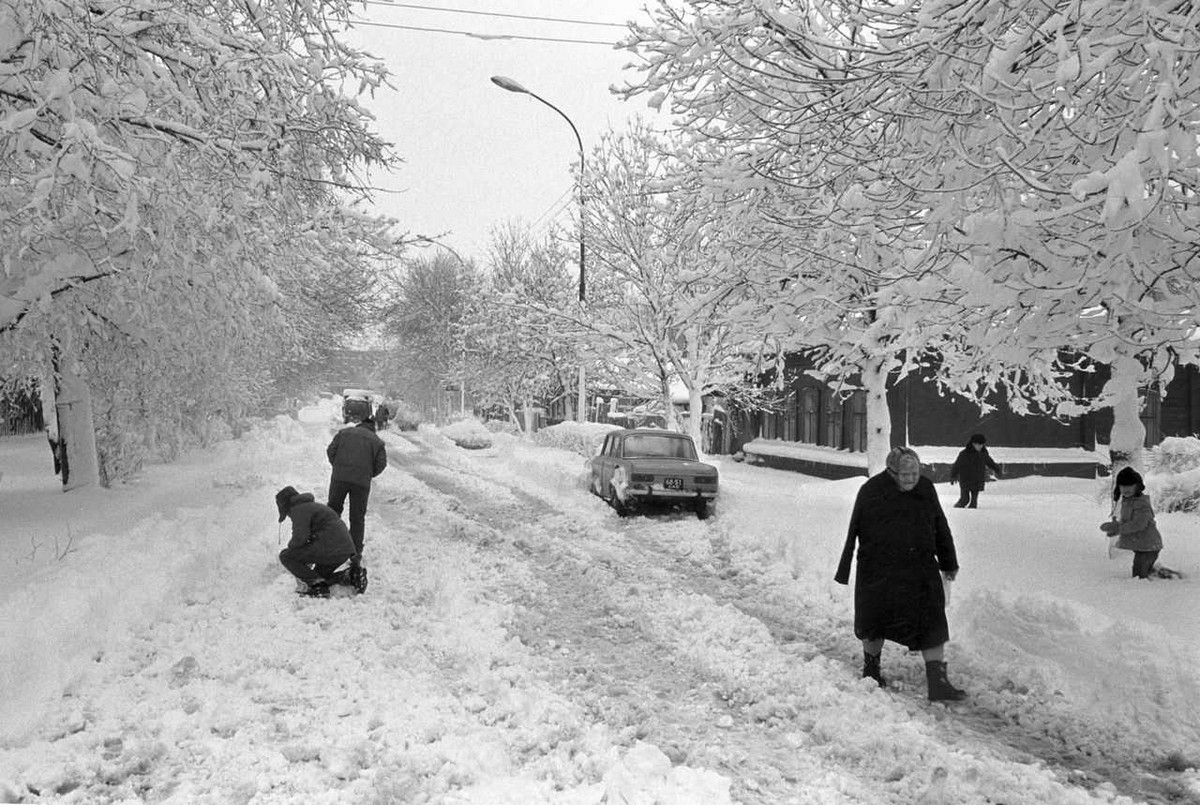 Снимки Свердловска 1980–90-х годов от Ивана Галерта