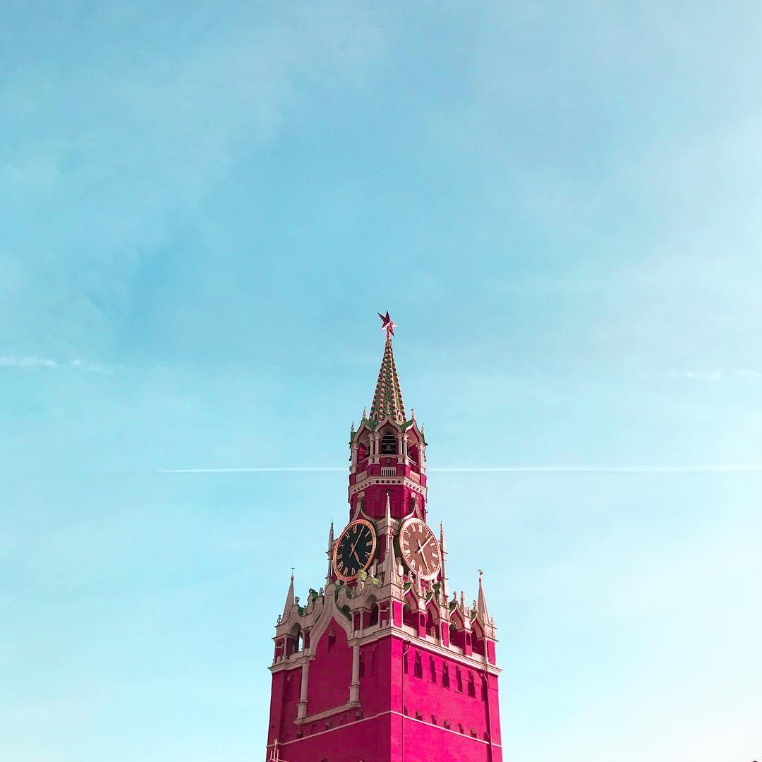 Минималистичные снимки от Кирилла Воронкова, сделанные на Iphone 7