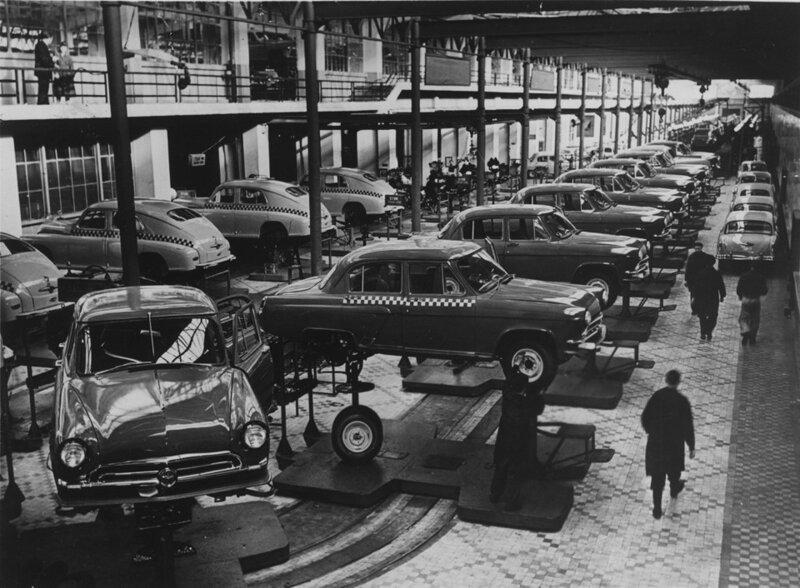 Первые автозаводы СССР и их надёжные машины