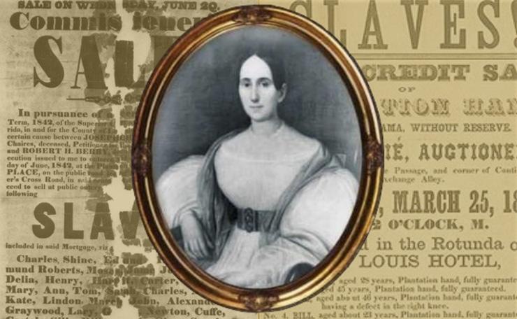 История кровожадной Мадам Лалори из Нью-Орлеана