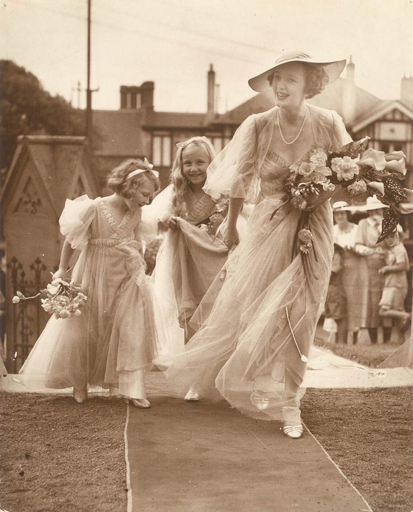 Моменты жизни австралийских детей летом в 1910-1930 годы