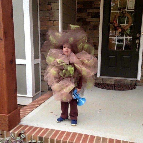 Забавные и дурацкие костюмы на Хэллоуин