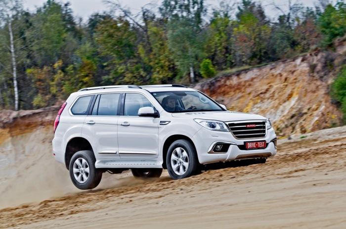 5 надежных китайских автомобилей