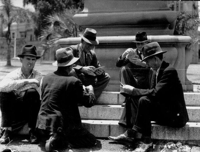 Архивные снимки, проливающие свет на прошлое