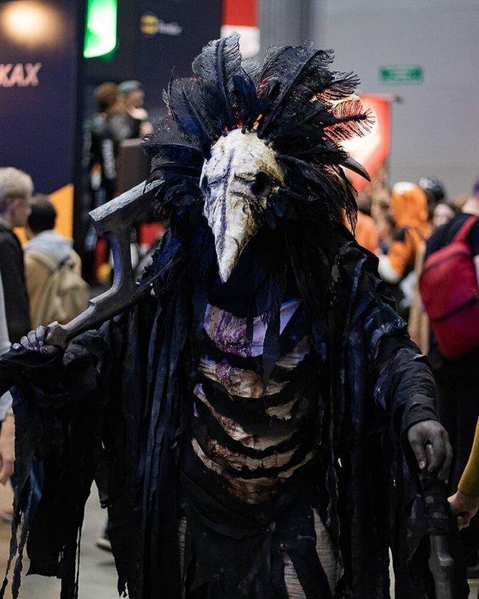 Образы от косплееров с фестиваля Comic Con Russia 2019