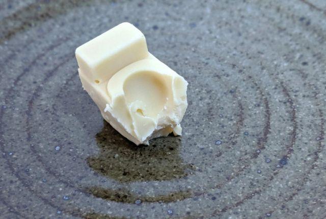 Странная японская сладость с насыщенным молочным вкусом