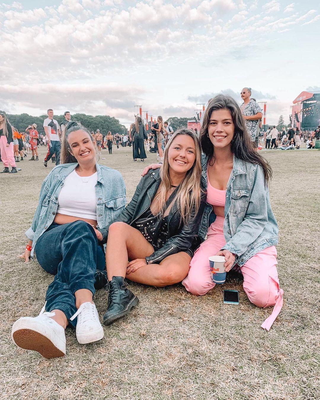 Яркие посетители музыкального фестиваля Listen Out