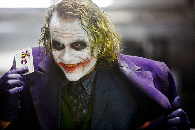 Как менялся образа Джокера в кино