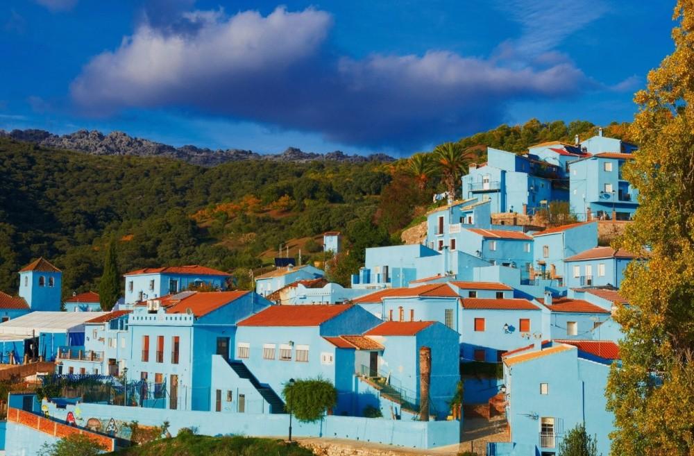 20 уголков мира, которые поражают сочной красочностью