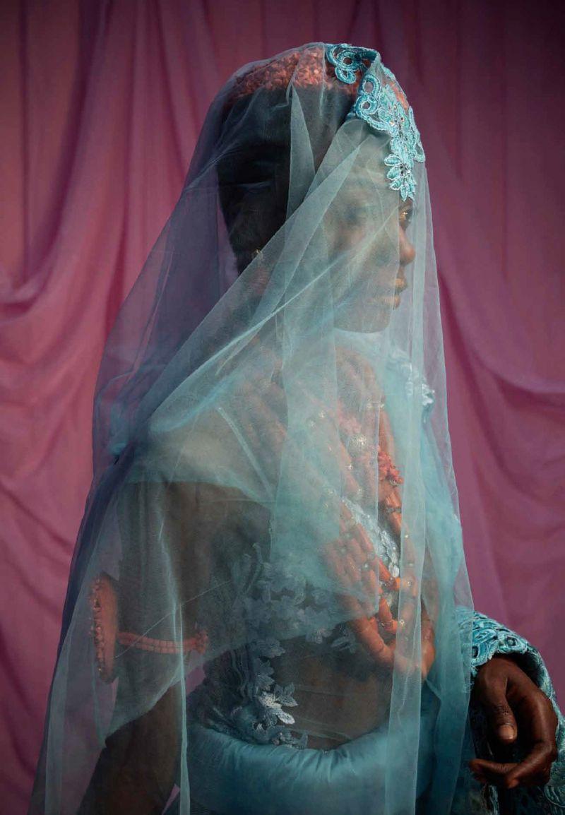 Красочные фотопортреты африканских невест во всем великолепии