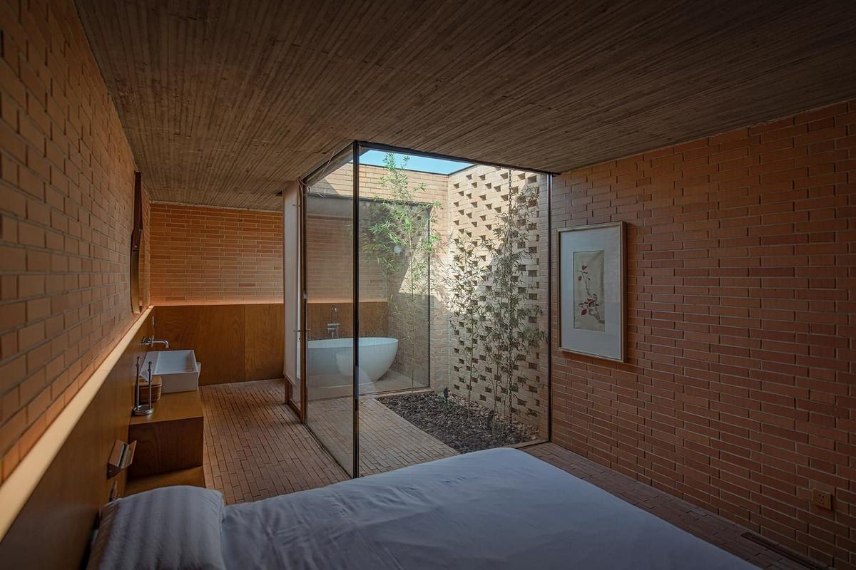 Современный особняк в Китае