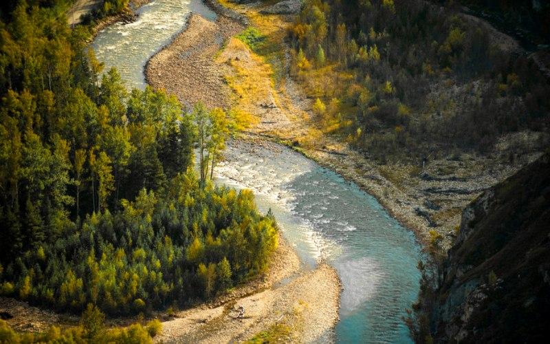 В каких реках России можно намыть золото