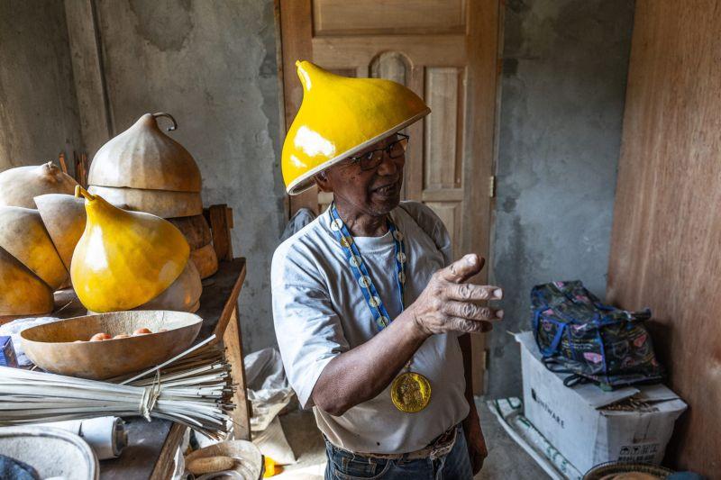Бизнес на шляпах из тыквы