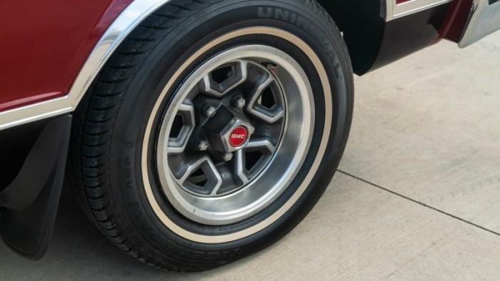 GMC Caballero – Малоизвестный клон Chevrolet El Camino