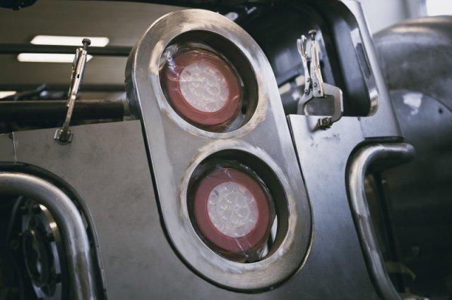 В Бельгии собрали современный родстер в стиле 1930-х годов