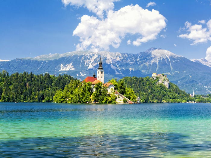 Самые красивые прибрежные городки Европы
