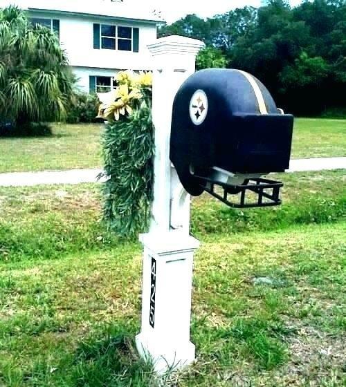 Самые креативные и необычные почтовые ящики
